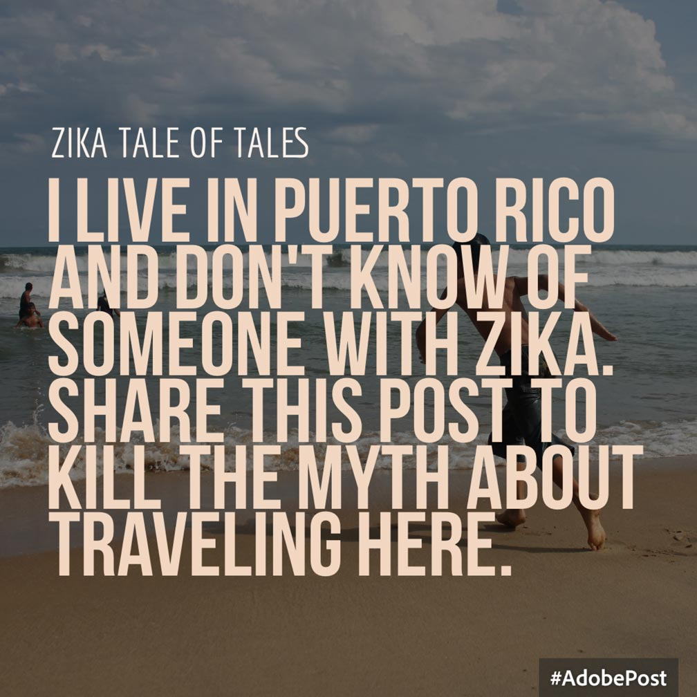 Zika Tale of Tales: Killing the myth about traveling to Puerto Rico